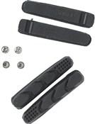 Image of Aztec Road Insert Brake Blocks - Pack Of 2 Pairs