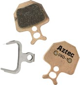Image of Aztec Sintered Disc Brake Pads For Formula Oro Callipers