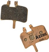 Image of Aztec Sintered Disc Brake Pads For Hayes And Promax Callipers
