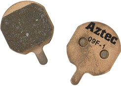 Image of Aztec Sintered Disc Brake Pads For Hayes So1e Callipers