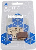 Image of Aztec Sintered Disc Brake Pads For Magura MT