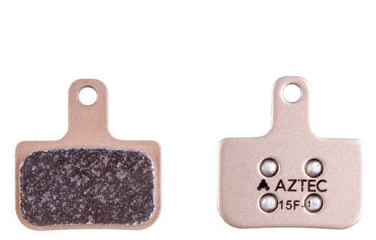 Image of Aztec Sintered Disc Brake Pads For SRAM DB1 and DB3