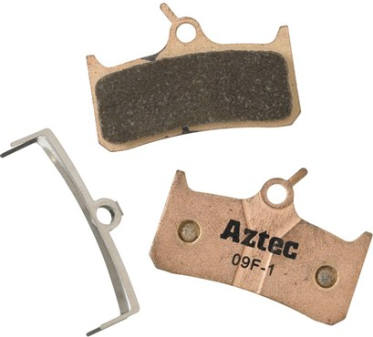 Aztec Sintered Disc Brake Pads For Shimano M755 XT Hydraulic Callipers