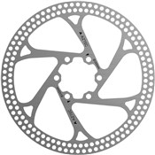 Image of Aztec Stainless Steel Fixed Disc Rotor With Circular Cut Outs