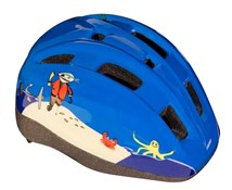 Image of BBB BHE-46 - Mini Pirate Kids Helmet