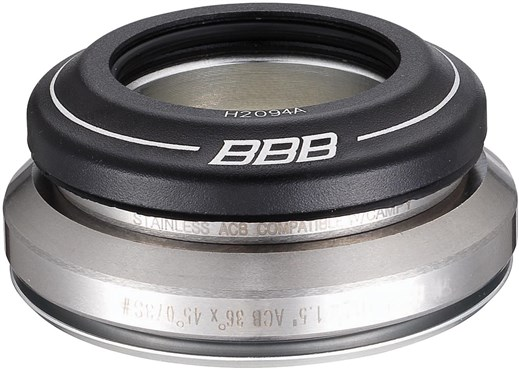 Image of BBB BHP-46 - Tapered 1.1/8-1.5 Headset 8mm Cap
