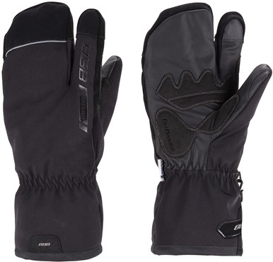 Image of BBB BWG-28 SubZero Winter Cycling Gloves AW16