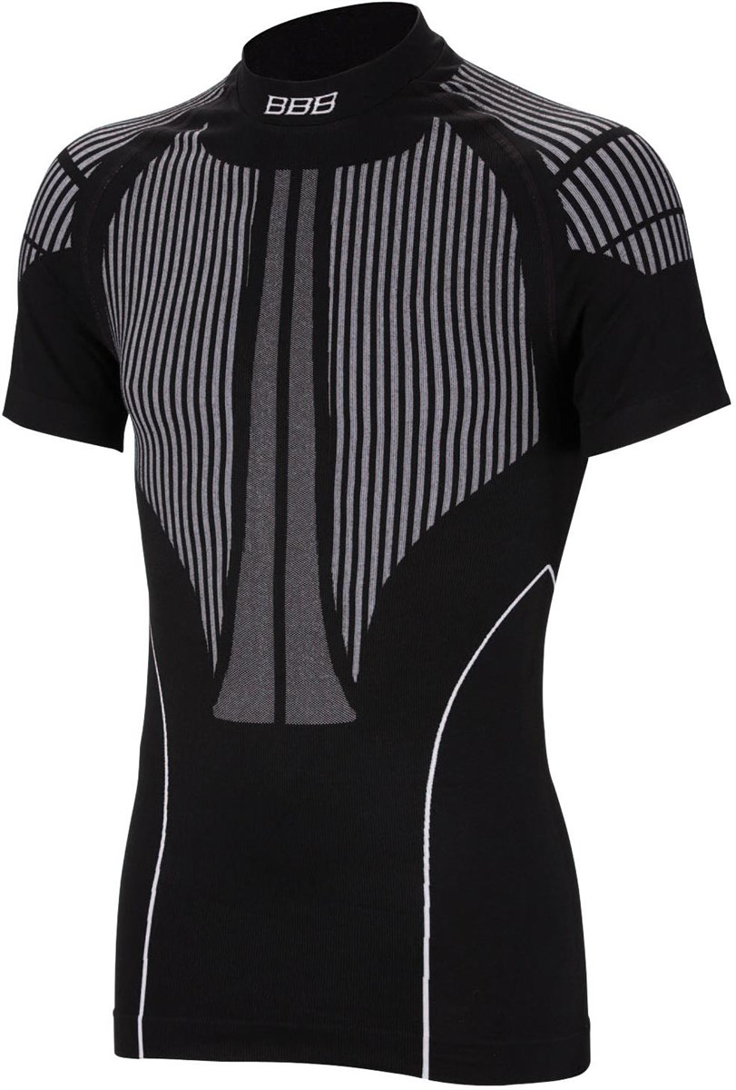 BBB ThermoLayer Mens Short Sleeve Cycling Base Layer