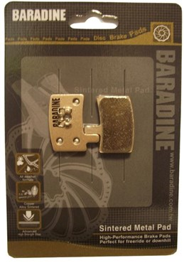 Image of Baradine Hayes Stroker Trial Sintered Disc Brake Pads