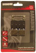 Image of Baradine Hope M4/DH4/Enduro 4 Organic Disc Brake Pads