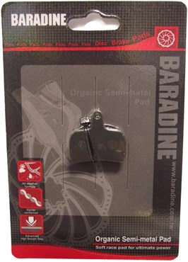 Image of Baradine Hope Mono Mini Organic Disc Brake Pads