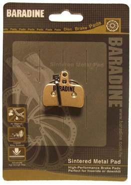 Image of Baradine Hope Mono Mini Sintered Disc Brake Pads
