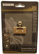 Image of Baradine Shimano XTR 2011 Sintered Disc Brake Pads