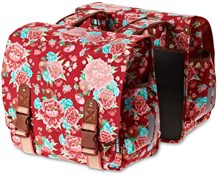 Image of Basil Bloom Double Pannier Bags