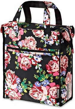 Basil Blossom Roses Shopper Bag