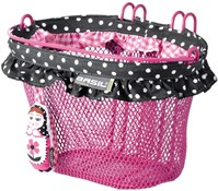 Image of Basil Jasmin Kids Front Oval Bike Basket
