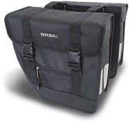 Image of Basil Tour Rear Briefcase Heavy Duty Double Pannier Bag