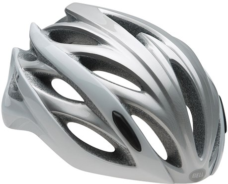 Image of Bell Overdrive Road Cycling Helmet 2017