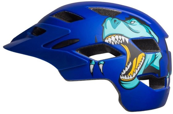 Image of Bell Sidetrack Youth Cycling Helmet 2017