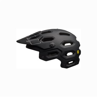 Image of Bell Super 3 Mips MTB Cycling Helmet 2017