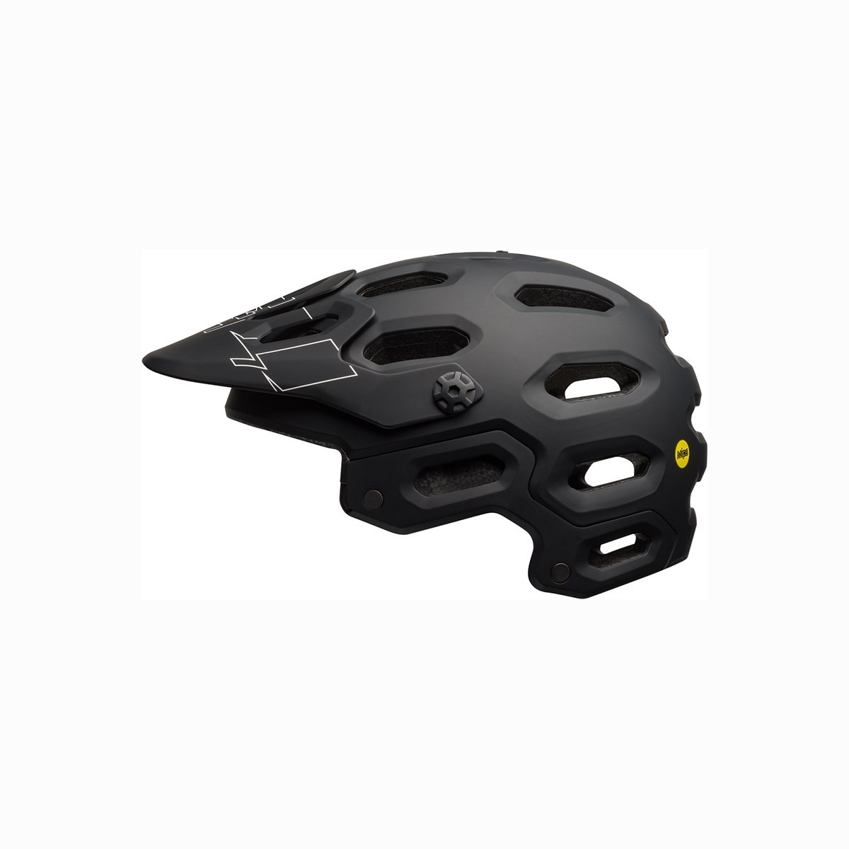 Bell Super 3 Mips MTB Cycling Helmet 2017