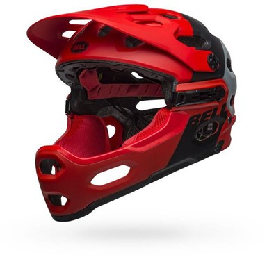 Image of Bell Super 3R Mips Full Face Cycling Helmet 2017