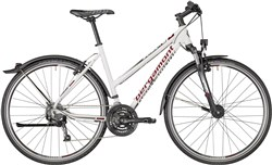 Image of Bergamont Helix 4.0 EQ Womens 2018 Hybrid Bike