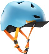 Image of Bern Brentwood Zipmold Cycling Helmet with Flip Visor 2015