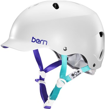 Image of Bern Lenox EPS Womens Cycling Helmet 2015