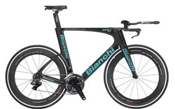 Image of Bianchi Aquila CV Dura Ace Di2 2017 Triathlon Bike
