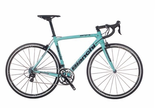 Image of Bianchi B4P Sempre Pro - 105 Compact  2016 Road Bike