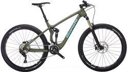 Image of Bianchi Ethanol 27.1 FS Trail  2017 Mountain Bike
