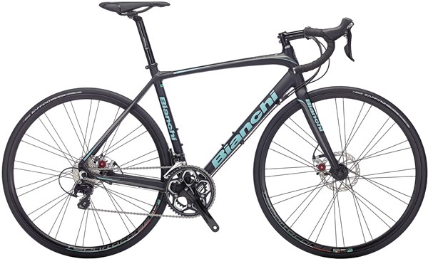 Image of Bianchi Impulso Disc - 105 Compact 2017 Road Bike