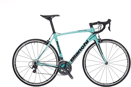 Image of Bianchi Infinito CV Ultegra 2017 Road Bike