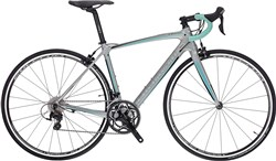 Image of Bianchi Intenso Dama Bianca 105 2017 Road Bike