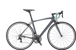 Image of Bianchi Intenso Dama Bianca - 105 Compact Womens  2016 Road Bike
