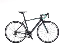 Image of Bianchi Intenso Dama Bianca Ultegra 2017 Road Bike