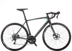 Image of Bianchi Intenso Disc 105 2018 Road Bike