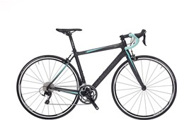 Image of Bianchi Intrepida Dama Bianca 105 2017 Road Bike