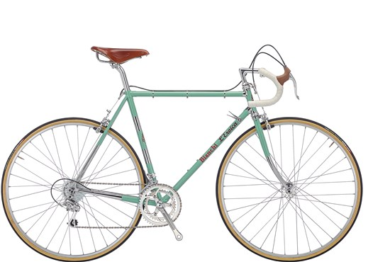 Image of Bianchi L'Eroica - Campagnolo Compact 2017 Road Bike