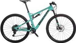 Image of Bianchi Methanol 9.2 FS - X01/X1 29er 2017 Mountain Bike