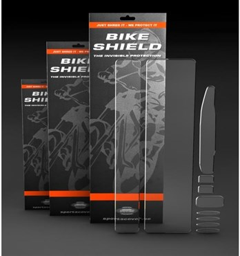 Image of Bikeshield Frame Protection Film
