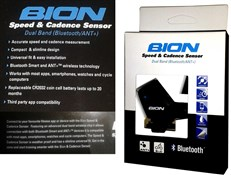 Image of Bion CX-320 Dual Bluetooth ANT+ Speed & Cadence Sensor