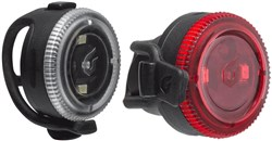 Image of Blackburn Click Front and Rear Light Set