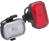 Image of Blackburn Click USB Front + Rear Light Set