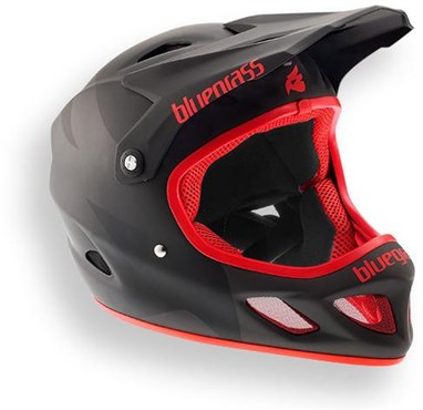 Image of Bluegrass Explicit BMX / MTB DH Full Face Cycling Helmet 2017