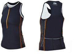 Image of Blueseventy TX2000 Womens Tri Singlet 2015