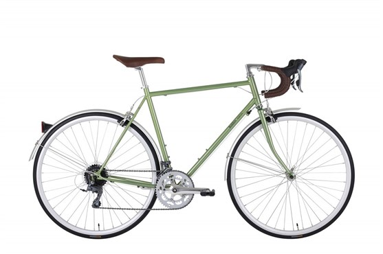 Image of Bobbin Albion 700c 2016 Touring Bike