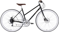 Image of Bobbin Black Orchid Womens 2016 Hybrid Bike