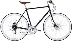 Image of Bobbin Dark Star 700c 2016 Hybrid Bike